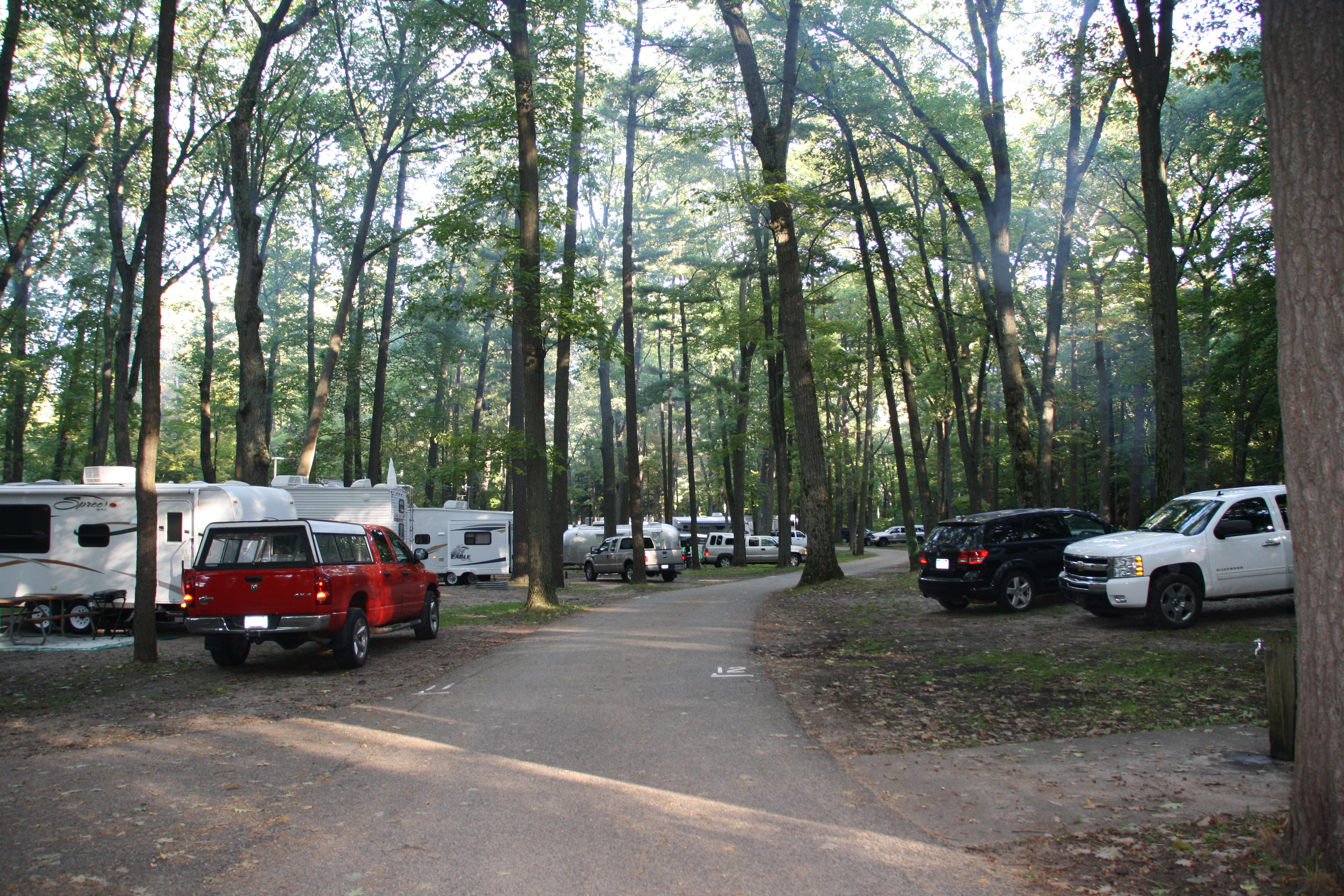 Muskegon State Park Crazy4camping
