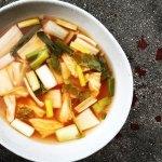 Nabak Kimchi (Water Kimchi)