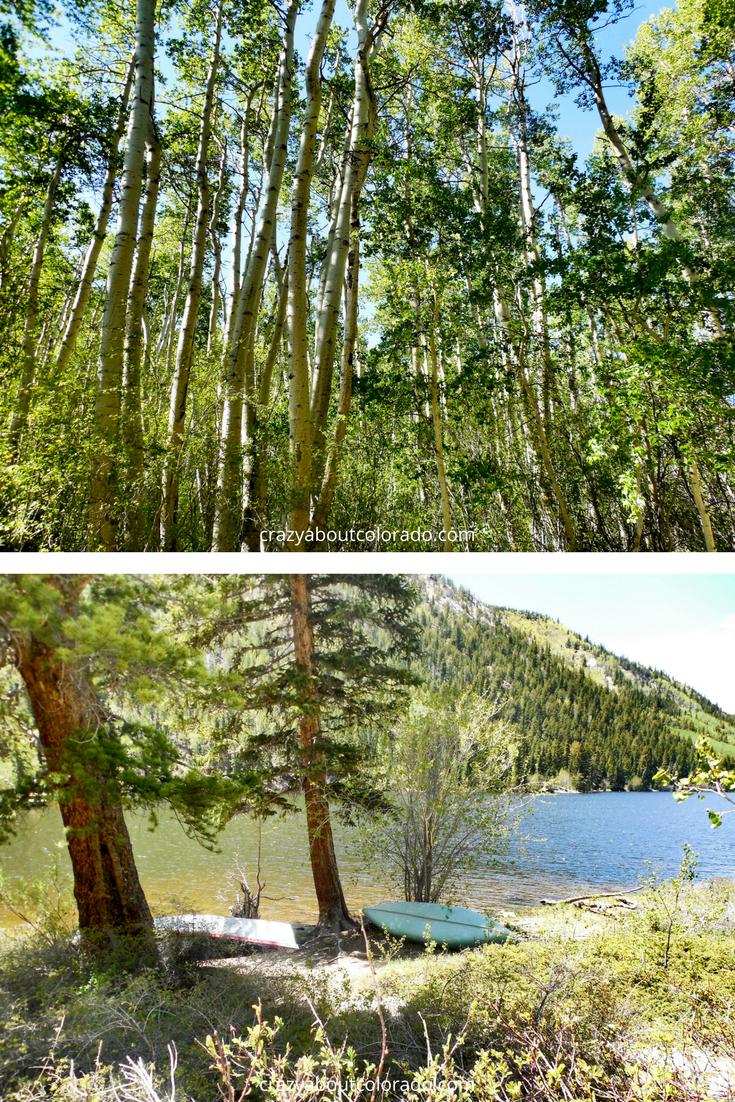 Cottonwood Lakes Elevation : Alpine splendor cottonwood lake crazy about colorado