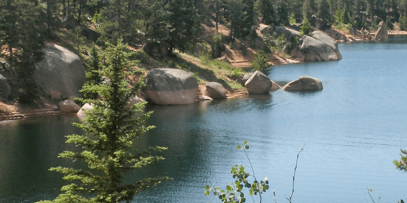 Hiking Rampart Reservoir Trail & More…