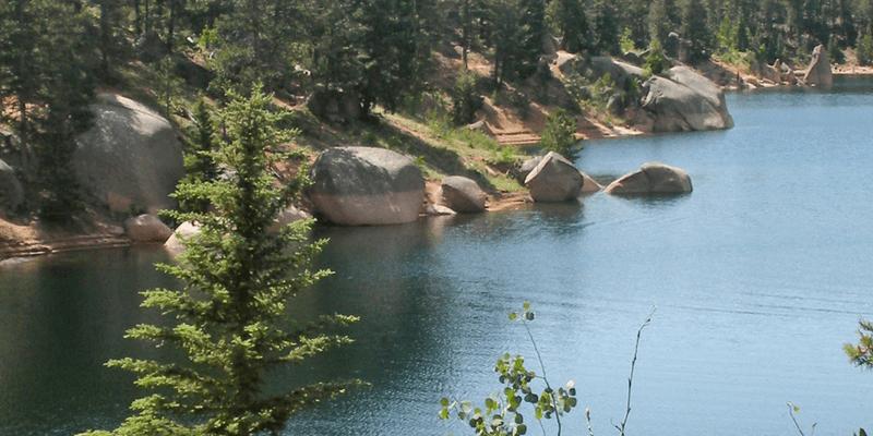 Hiking Rampart Reservoir Trail & More…