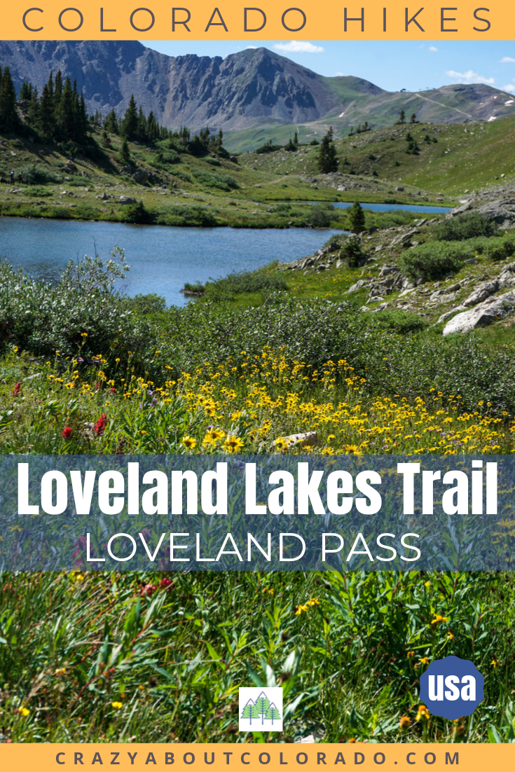 Loveland Lakes Trail, Loveland Pass hikes, hikes on Loveland Pass, Easy trails in Colorado, Alpine lakes, Colorado's best hikes, Colorado hikes, hiking, trails, family friendly trails, What to do on Loveland Pass, Keystone with kids, Colorado with kids, where to take visitors near Denver. Summit County things to do