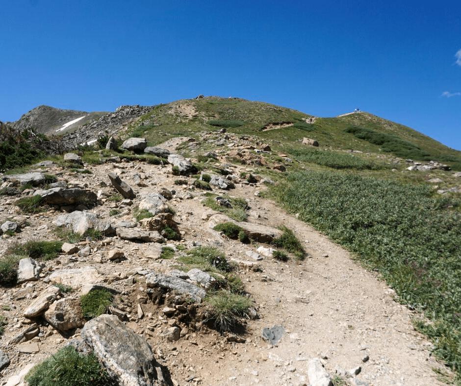 Corado Hikes, West Ridge Trail, hiking trails, Loveland Pass, Loveland Lakes, Dillon hikes, Best hikes in Colorado,