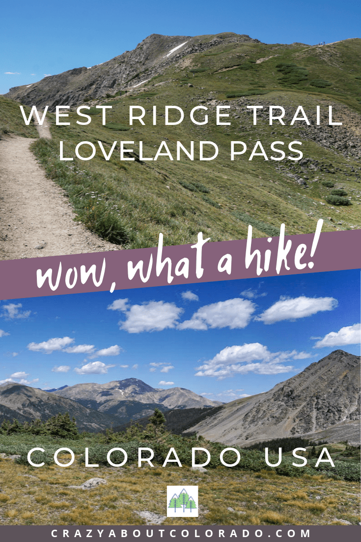 West Ridge Trail, Loveland Pass hikes, hikes on Loveland Pass, Hiking trails in Colorado, Alpine hikes, Colorado's best hikes, Colorado hikes, hiking, trails, family friendly trails, What to do on Loveland Pass, Keystone day hikes, Things to do near Summit County, moderate hikes in Colorado. Loveland Pass hiking trails. Hikes above tree line, Best trails in Colorado