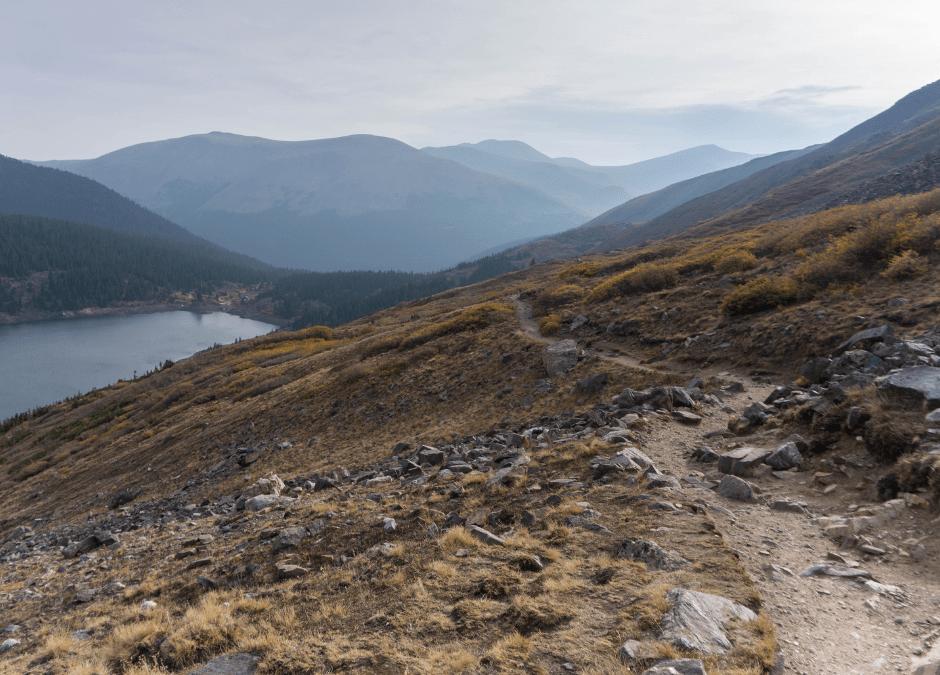 Silver Dollar Lake Trail to Murray Lake