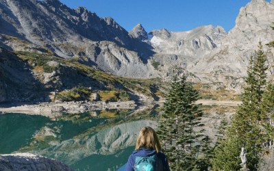 Isabelle Glacier Trail is Unstoppable Beauty!