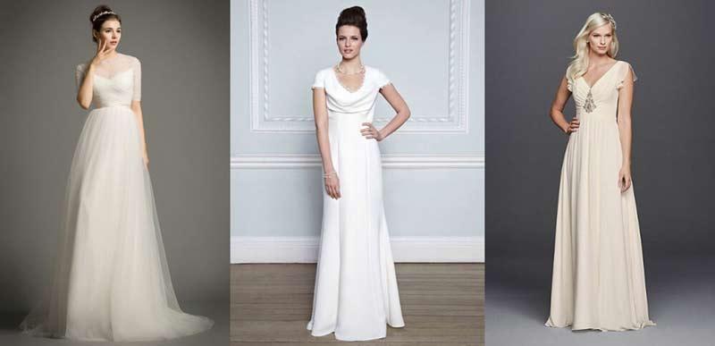 Best Wedding Dresses For Older Brides