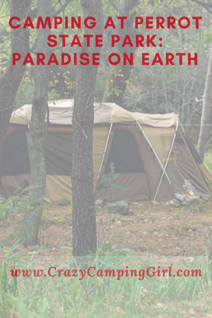Camping At Perrot State Park: Paradise On Earth article cover image