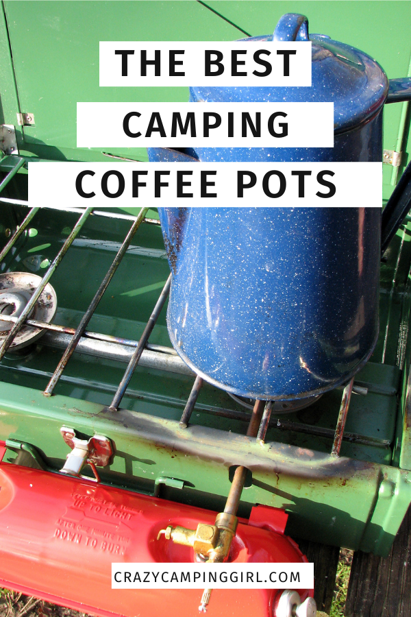 Best Camping Coffee Pots For The Great Outdoors