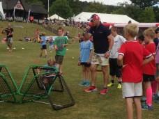 Nico coaching catching