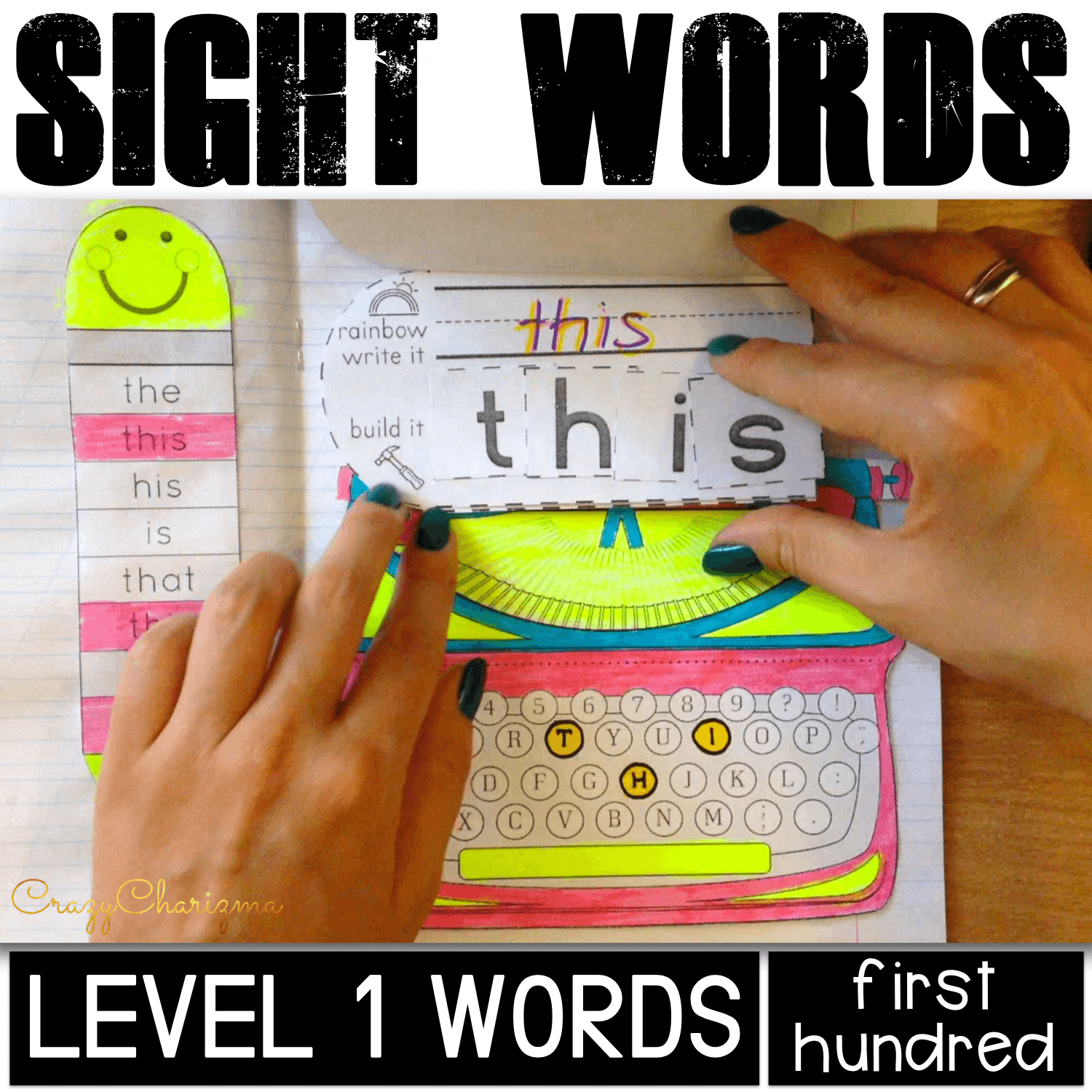 Edmark Sight Words Level 1