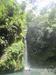 Ditumabo Falls, San Luis, Aurora, Quezon