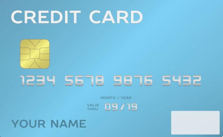 Credit card for international students