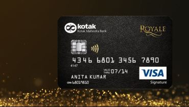 Kotak NRI Royale Credit Card