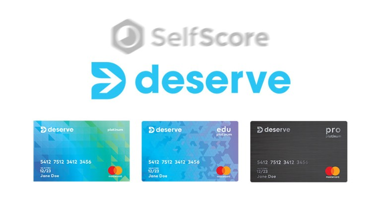 Deserve Credit Cards