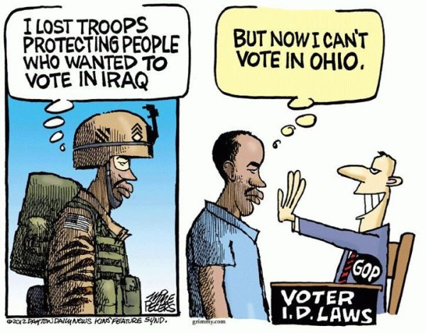 What YOU Can Do NOW About GOP Voter Suppression Laws ...