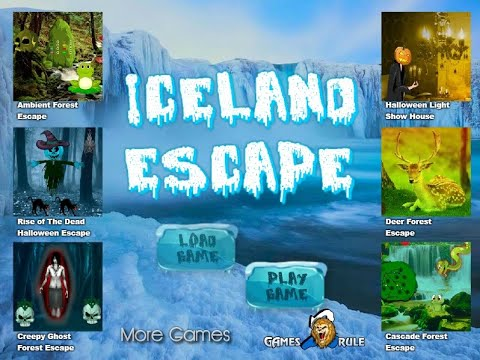 games2rule iceland escape walkthrough 2017 crzy games