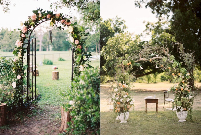 You Can View These And More Beautiful Wedding Ceremony Arches At Chic Vintage Brides