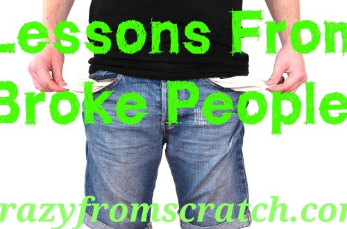 Lessons From Broke People