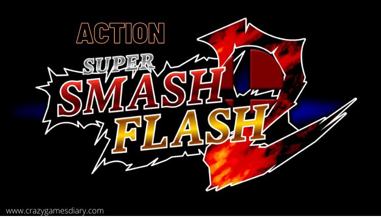 super smash flash 2 crazy games