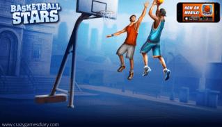 Basket Stars Crazy Games