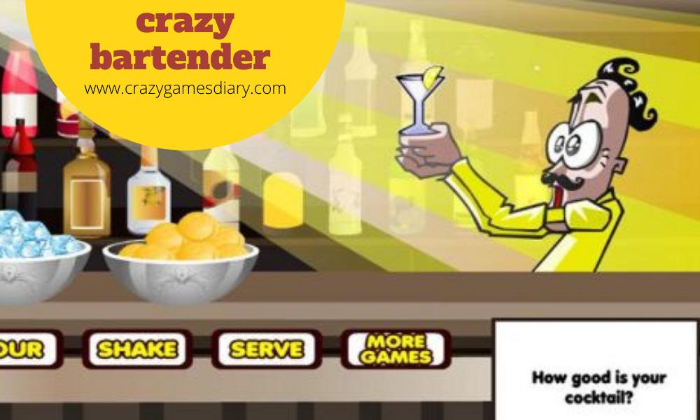Crazy bartender games Free Download 2021