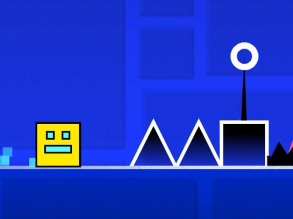 Geometry Dash Online Crazy Game