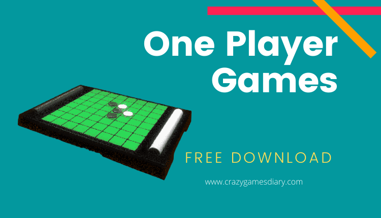 Top One Player Games Interesting Games For your Kids