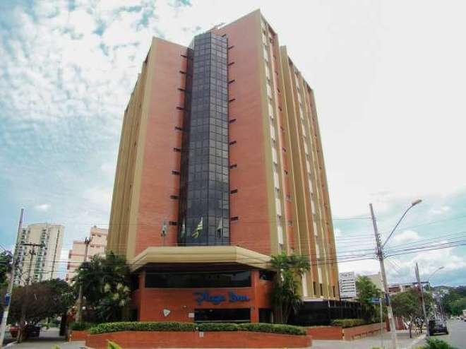 Hotel Plaza Inn Paineiras localizado em Goiania uma das maiores rotas de negócios do país - divulgação.