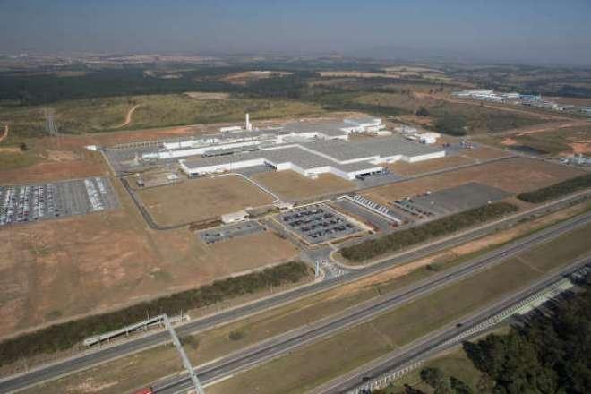 Fábrica de Sorocaba: investimento de aproximadamente 100 milhões de reais simboliza o compromisso da Toyota em sua contribuição contínua à sociedade brasileira.
