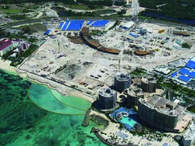 O resort de US$ 3,5 bilhões antecipará suas primeiras reservas disponíveis e abrirá ao público a tempo para a temporada de viagens de primavera nos EUA.