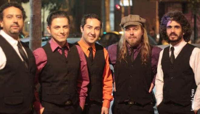 A banda se apresentará no dia 07 de janeiro (quarta-feira)-peça desconto de 50%!
