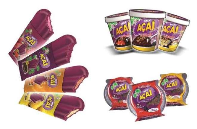 Picolés e sorvetes em massa estão entre as novidades da marca para o varejo.