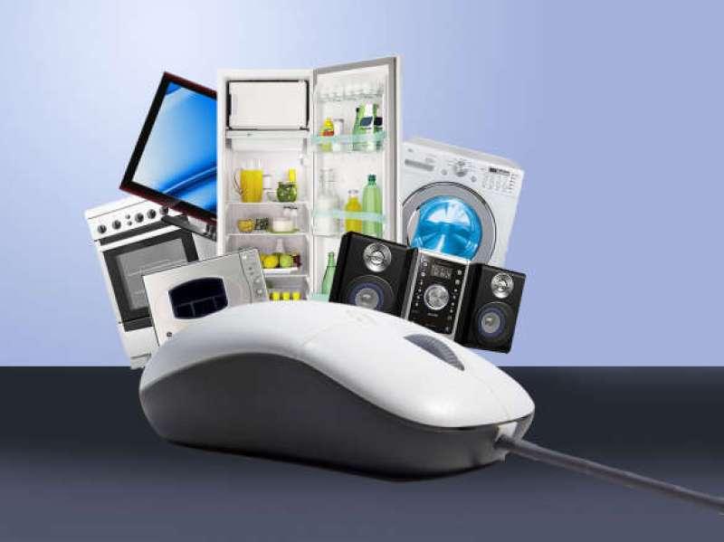 Artigos de informática, tablets, telefonia, games, música, portáteis para cozinha, linha branca cozinha e lavanderia serão parcelados em até 10x sem juros.