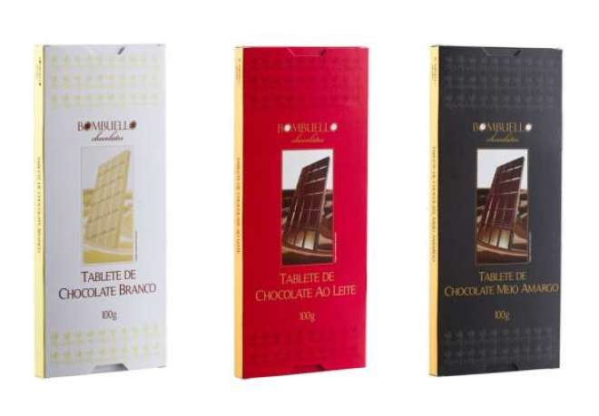 Bombuello Chocolates investe pesado em novas embalagens para chocolates, como forma de promoção da marca para a Páscoa.