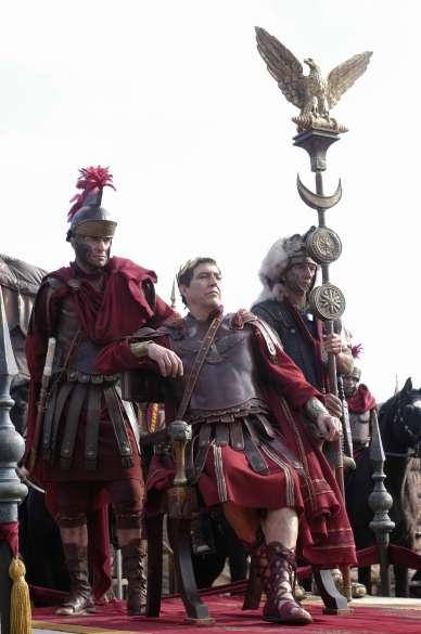 A saga cobre um dos mais conturbados períodos da história antiga.