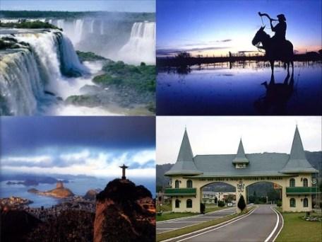 Os atrativos naturais, culturais e de negócios, aliados ao ganho de infraestrutura, são forças que impulsionam o turismo brasileiro.