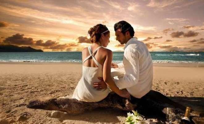 O Brasil possui opções de destinos turísticos para todos os tipos de casais.