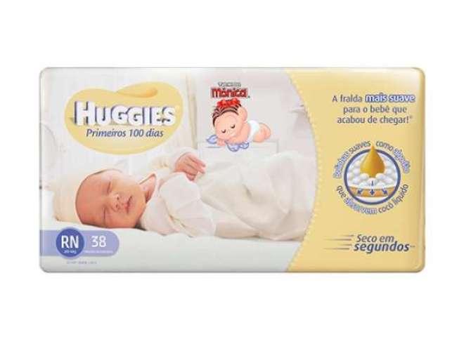 Absorção instantânea do cocô líquido, excluiva indicador de umidade e maciez como a pele de criança.