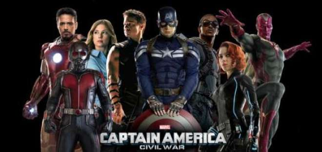 Capitão América: Guerra Civil começa onde Vingadores: Era de Ultron parou.