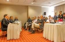 Jogos Olímpicos e Paralímpicos foram pauta de encontro com correspondentes estrangeiros, no Rio de Janeiro.