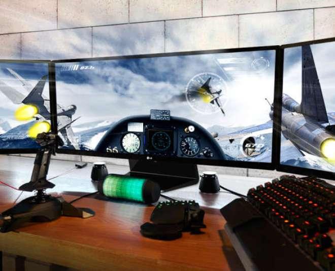 A empresa promove evento para destacar todas as inovações de sua linha de monitores UltraWide 21:9.