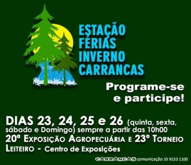 Festa vai contar com a presença do apresentador Kléber Oliveira e de várias duplas sertanejas.