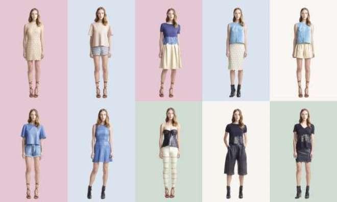 A marca de Andrea Viera, traz para sua linha comercial elaboradas técnicas e beneficiamentos no Eco leather. (Styling: Marco Gurgel)