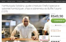 """Henrique Fogaça e Carlos Bertolazzi são alguns dos nomes por trás da """"Hamburgada Solidária"""", que ocorre no dia 12, em São Paulo."""