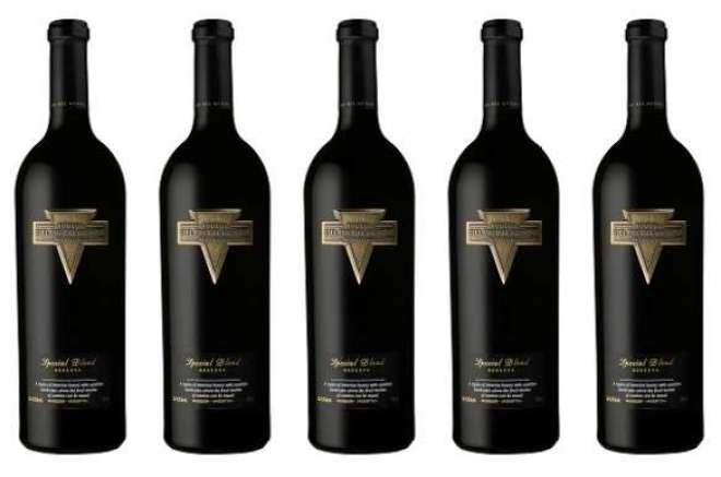 Special Blend 2010 da vinícola argentina está disponível na loja online da importadora.
