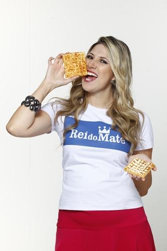 Dani Calabresa é nova garota propaganda da marca.