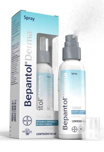 Marca lança produto para cabelos em spray para completar sua linha de dermocosméticos.