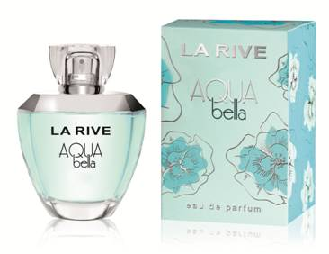 Aqua Bella tem perfume arrebatador.