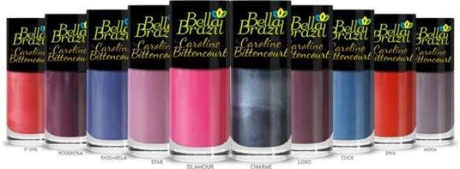 A linha verão da marca traz cores fortes e luxuosas, assim como Carol, e terá seu lançamento na Beauty Fair 2015.